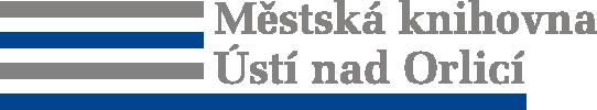 Městská knihovna Ústí nad Orlicí - logo